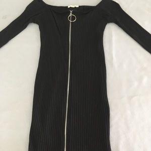 Black Fashion Nova Dress